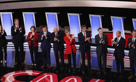 Planned Parenthood complains about lack of abortion talk during Democratic debate