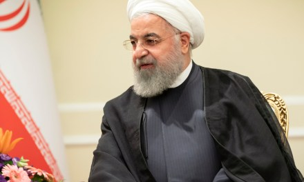 Iranian president says his country is ready to 'take the next step' in enriching uranium