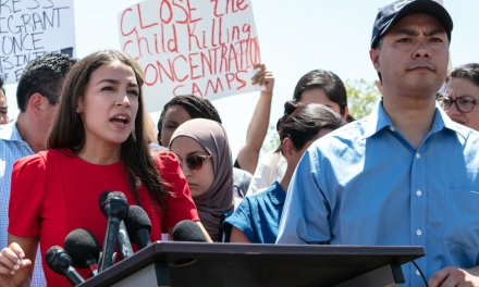 AOC tweets four-part plan to address the immigration crisis—here's what she proposes