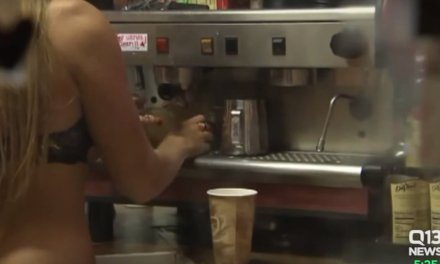 New court ruling could strip bikini baristas from their 'right' to serve coffee while scantily clad