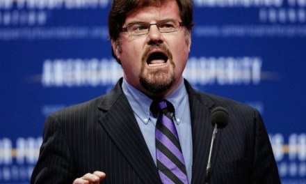 Jonah Goldberg Sides with Mueller's Polite Lies over Trump's Fight