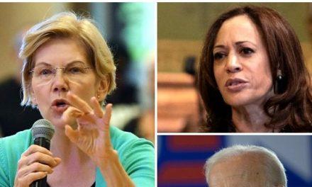 California Poll: Elizabeth Warren Surges Past Kamala Harris, Joe Biden