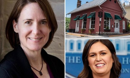 Red Hen Owner Sides with Server Who Spit on Eric Trump