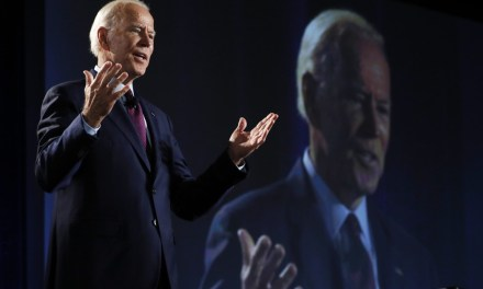 Confusion: Biden offers sympathy for the 'tragic events in Houston today and also in Michigan'