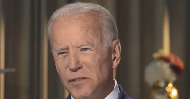 Biden: Trump's Actions 'Have Done Nothing to Do Anything Other Than Encourage This Kind of Behavior' | Breitbart