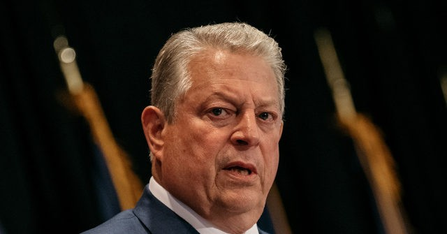 Al Gore: 2006 Global Warming 'Point of No Return' Claim Was 'Accurate'
