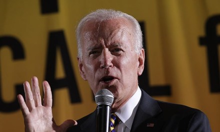 5 Joe Biden Campaign Promises He Says He'll Fulfill on 'Day One'