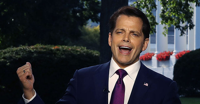 Anthony Scaramucci: Trump Will Drop Out by March 2020