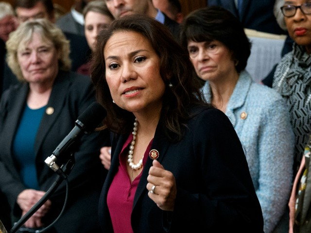 Veronica Escobar: Trump 'Painted Target on Our Backs,' Should Not Come to El Paso Until He Apologizes for Racism | Breitbart