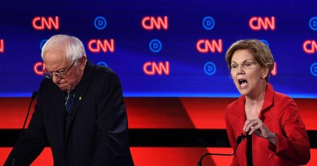 Bernie Sanders Supporter Files Labor Complaint Against Elizabeth Warren's Campaign