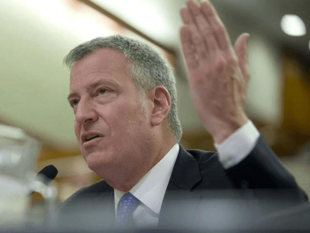 Bill de Blasio Slams Joe Biden's 'Concerning' Comments About 'Poor Kids'