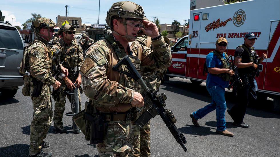 El Paso County sheriff: 'This Anglo man came here to kill Hispanics'