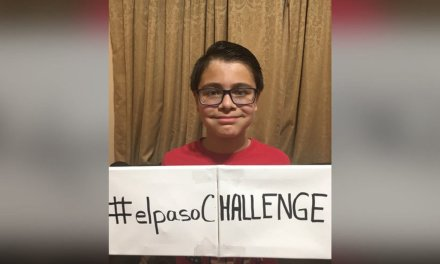 #ElPasoChallenge: 11-year-old El Paso boy inspires others to do good after tragedy
