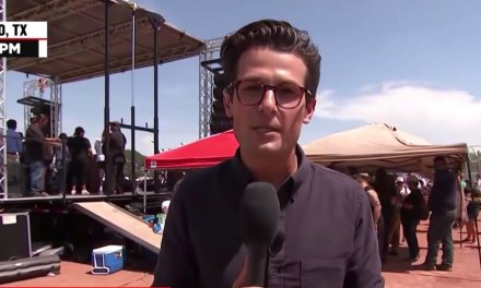 MSNBC reporter stunned by Latino response to Trump visit to El Paso