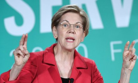 Elizabeth Warren claims Michael Brown was 'murdered.' The response she got on Twitter wasn't pretty.