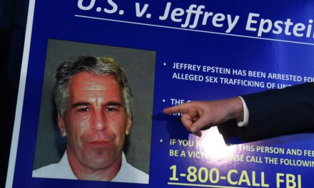Secret bombshell docs revealing high-profile names unsealed just hours before Jeffrey Epstein's death