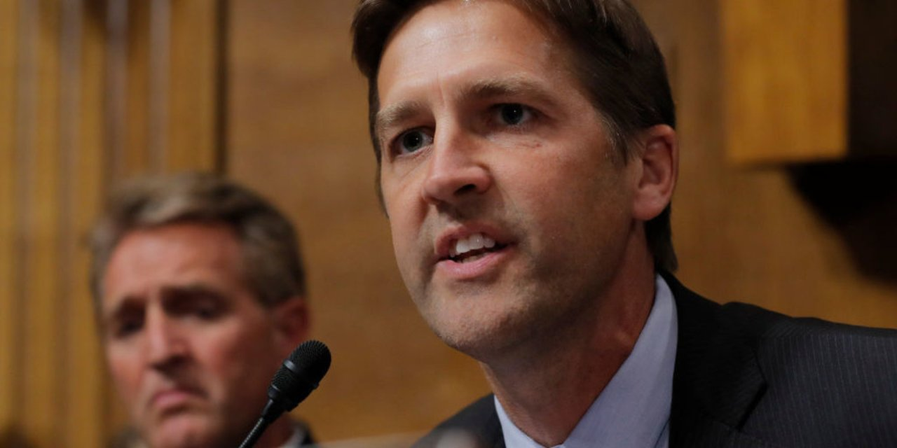 Ben Sasse pens scathing letter to AG Barr demanding accountability after Epstein's death: 'Heads must roll'