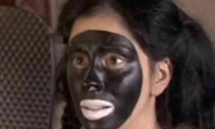 Comedienne Sarah Silverman upset over being fired from a movie over her old blackface photo