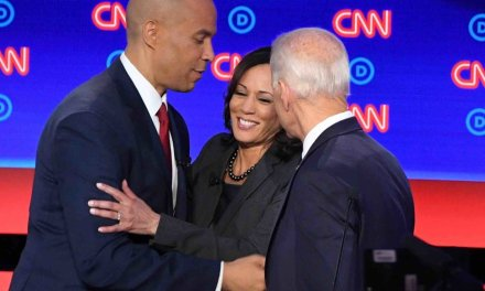 The second Democratic debate highlighted for the world the pathetic state of the Dems' slate of candidates