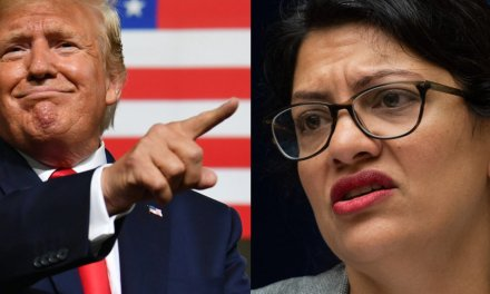 Trump mocks Rashida Tlaib for refusing to visit her grandmother after complaining about Israel's ban