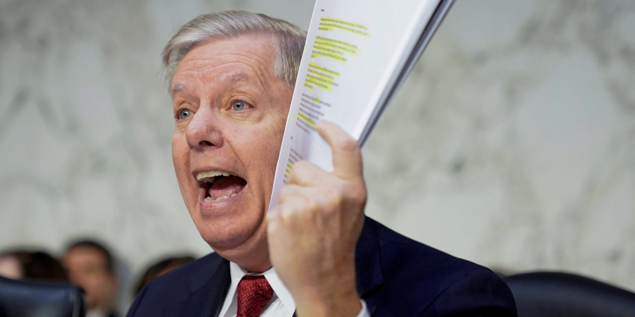 Lindsey Graham Promises Biden Investigation: 'None Of Us Are Above Scrutiny'