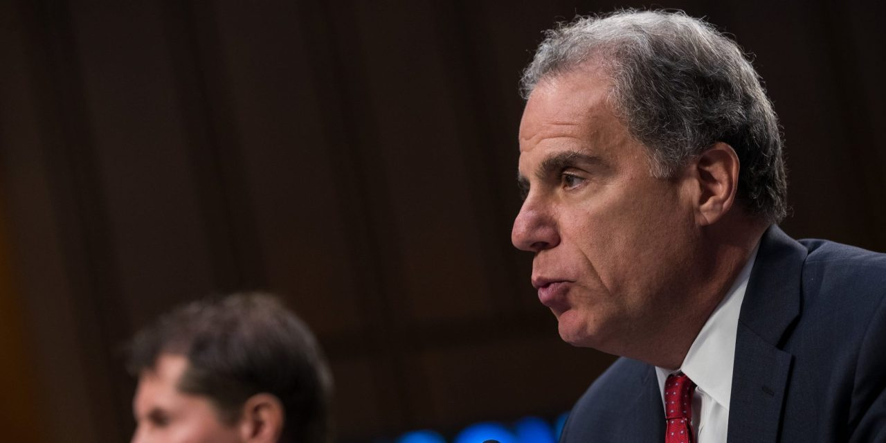 ROBERTS: Trump Has Michael Horowitz — Democrats Have College Professors And The Deep State