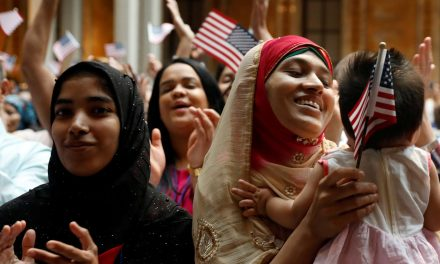 Immigration Will Dramatically Shift The Electoral College In Favor Of Democrats, Study Finds