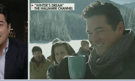 'I Thought It Was A Terrible Adam Schiff Parody': Dean Cain Rips Salon Writer Who Called Hallmark Movies 'Fascist Propaganda'