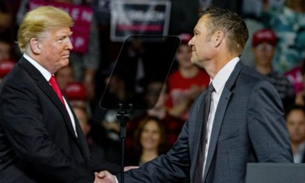 An Ugly Kansas Republican Primary Could Be Brewing Between Mike Pompeo And Kris Kobach