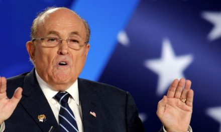 Rudy Prepared To Testify About 'Vast' Corruption Of Democrats And Ukraine At Trump Trial