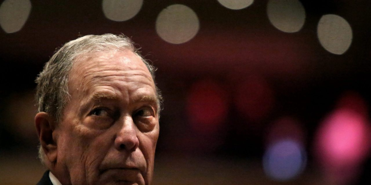 WEISS: Bloomberg Is Wasting His Money Attacking Teflon Don