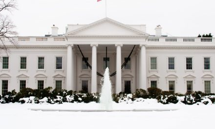 People Are Freaking Out Over A White House Weather Report