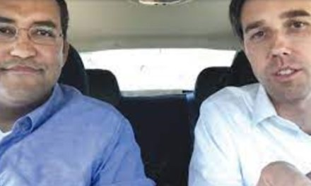 Congress's Most Famous Bipartisan Roadtrip: The Friendship of Beto O'Rourke and Will Hurd