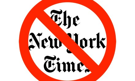 When you've lost the New York Times(5)