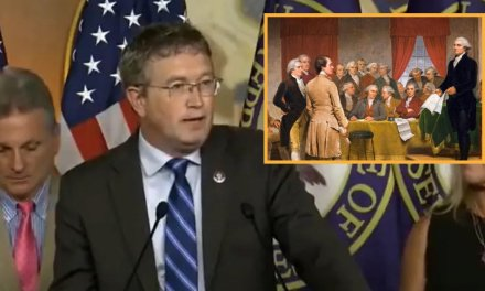 Thomas Massie Found To Have Connection To Far-Right Extremist Group, The Founding Fathers