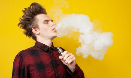 FDA Approves Vaping As Effective Method Of Birth Control