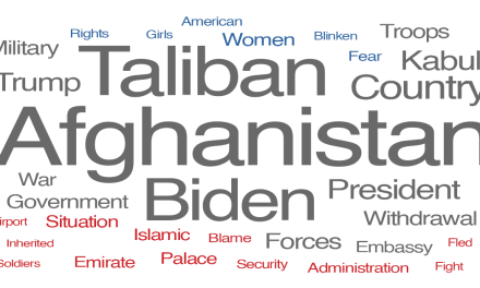 How News Outlets Chose Words in Afghanistan Coverage