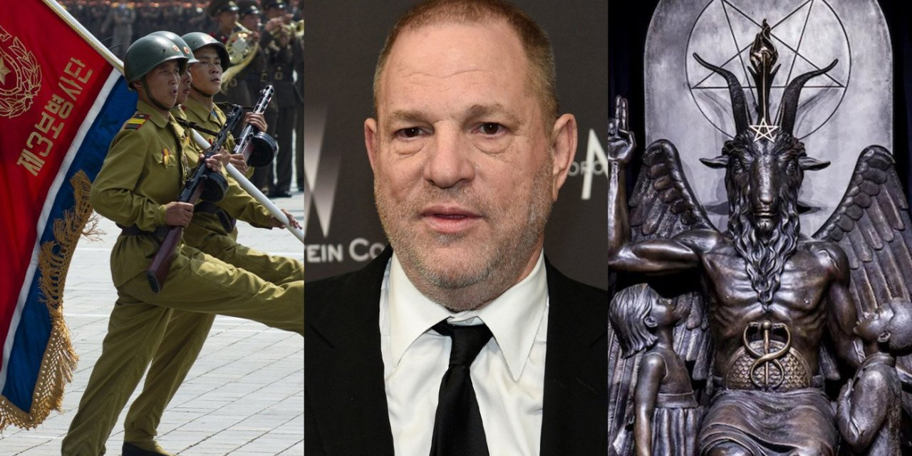 'We're On The Right Side Of History', Says Party Whose Abortion Position Is Endorsed By North Korea, Harvey Weinstein, Church Of Satan