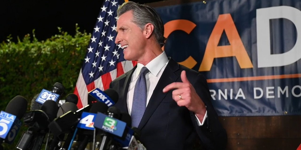 Nation Cheers As Democrats Will Remain In California