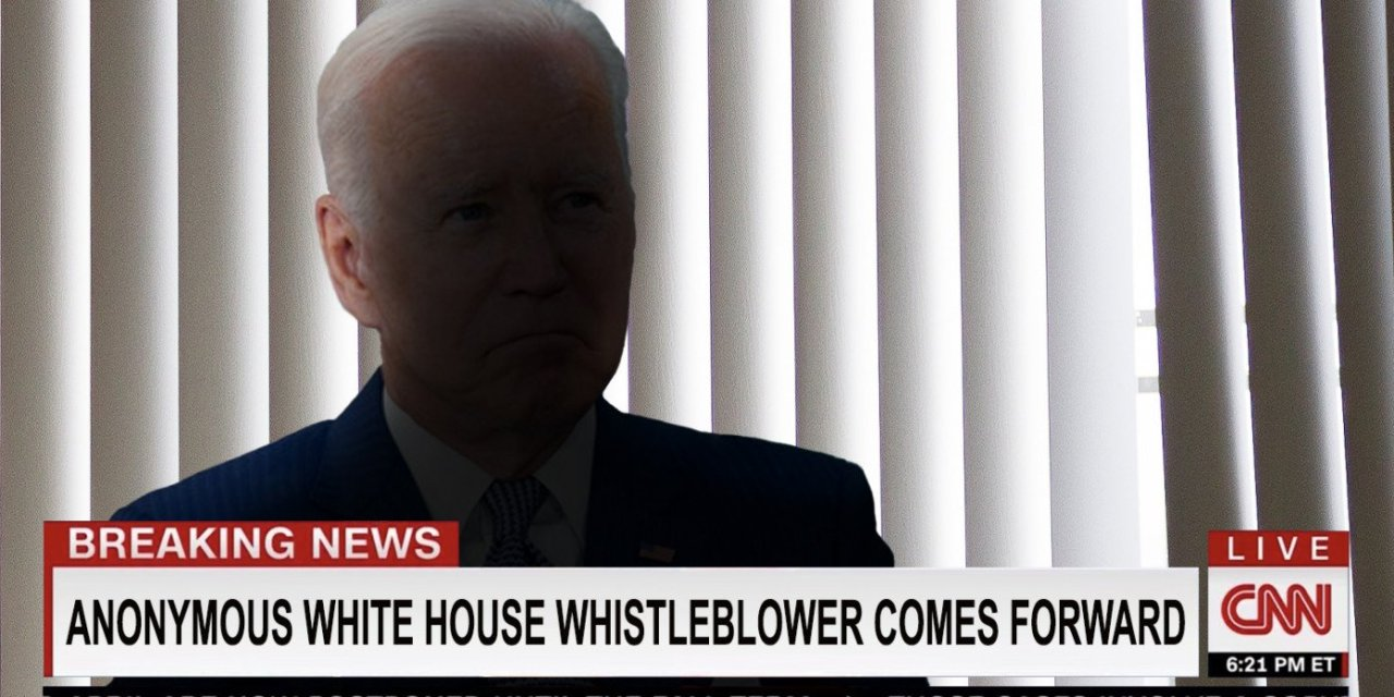 White House Whistleblower Claims Strangers Drag Him From Place To Place And Make Him Sign Papers And Read Words On Monitors And He Hardly Gets Any Ice Cream