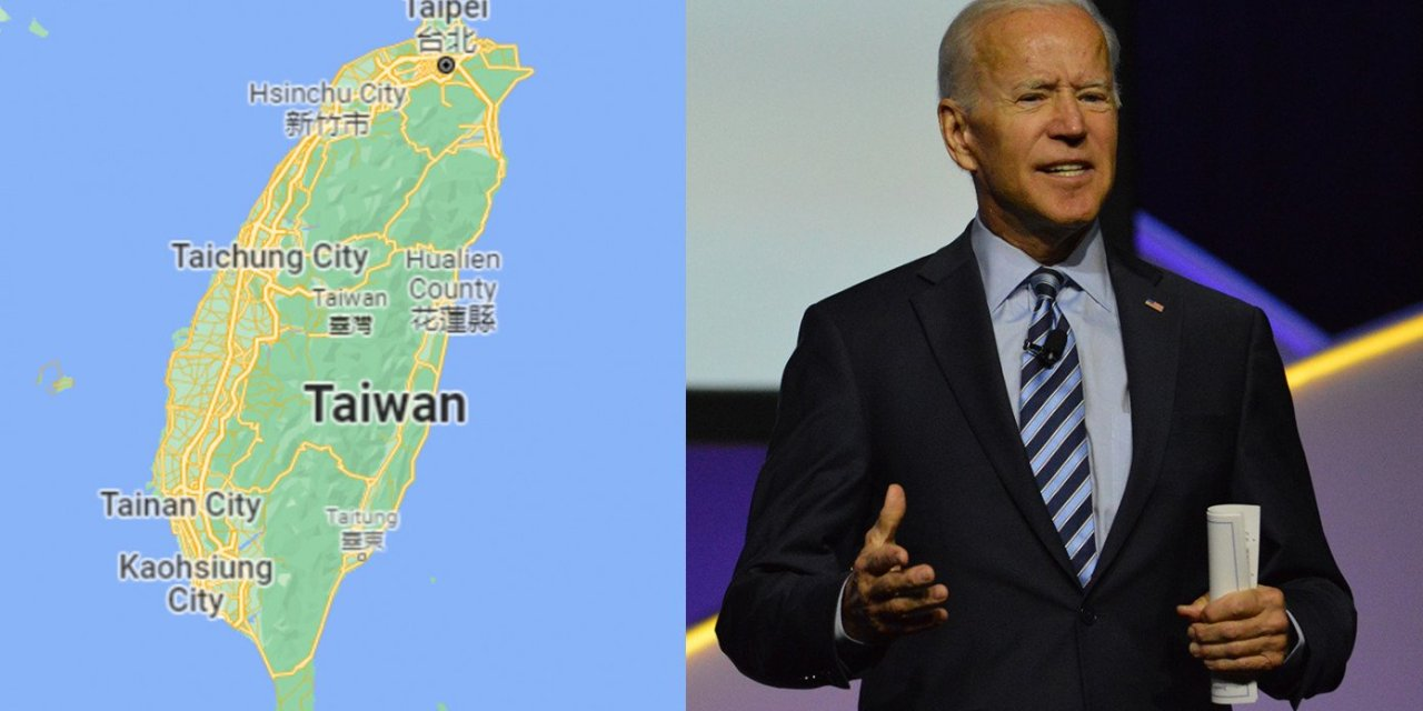 Biden Reassures Taiwan 'Invasion Is Just Part Of The Process'