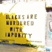 Blacks Are Murdered With Impunity