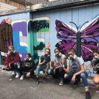 Graffiti Camp for Girls
