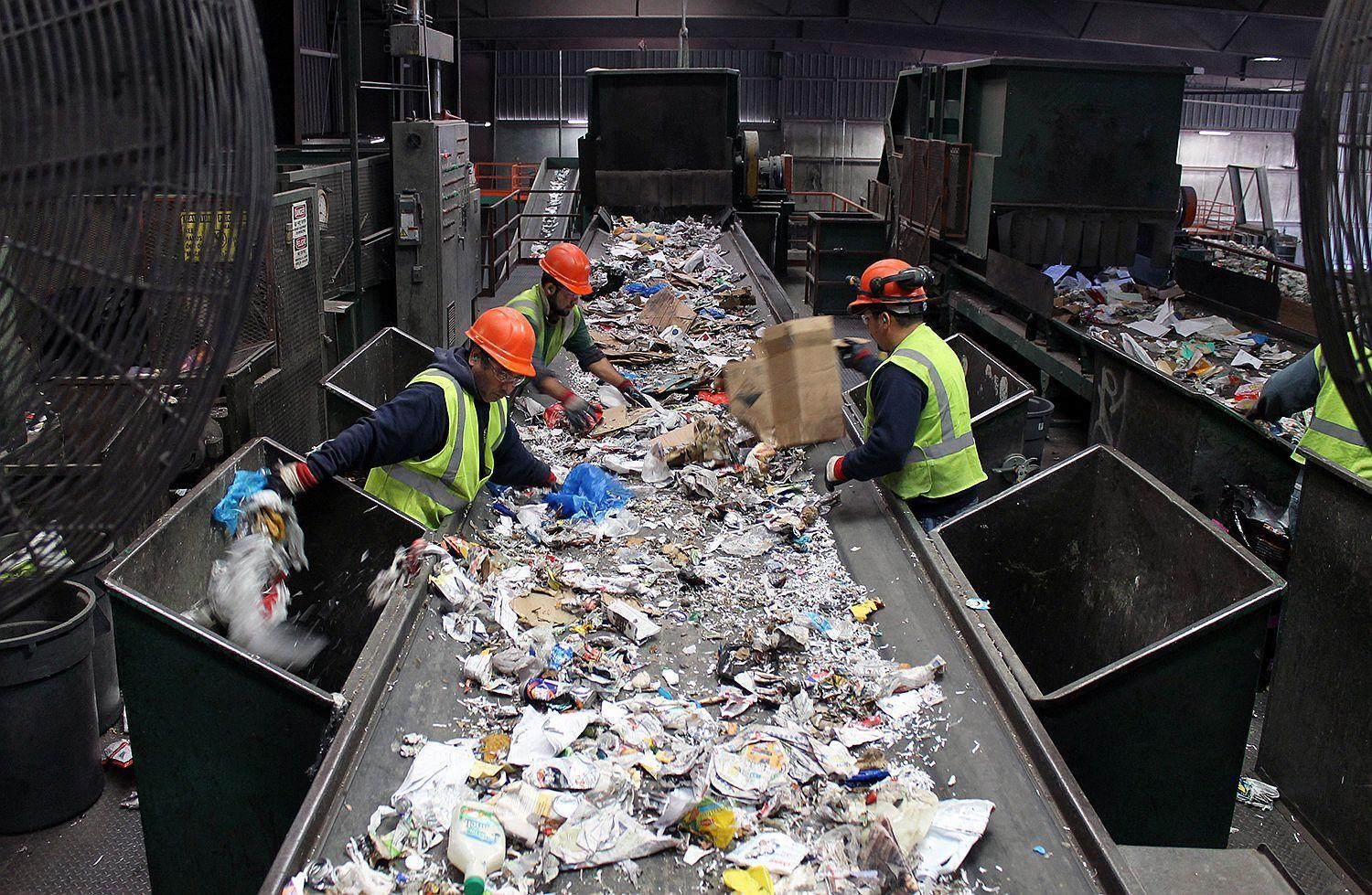 County Income from Environmentally Safe Waste Solutions