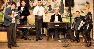 Muzica live Taraf Bucuresti si Cover & Dance