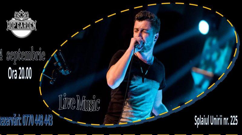 Inceput de weekend cu muzica live by Mihai Grigoras