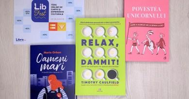 LibFest, maraton pentru iubitorii de carte