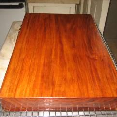 Magnetic Kitchen Knife Holder Diy Islands Customized Narra Chopping Board – Domestic Urbanite