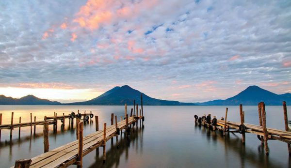 Light the Spark Within Yoga and Adventure Retreat Lake Atitlan Guatemala