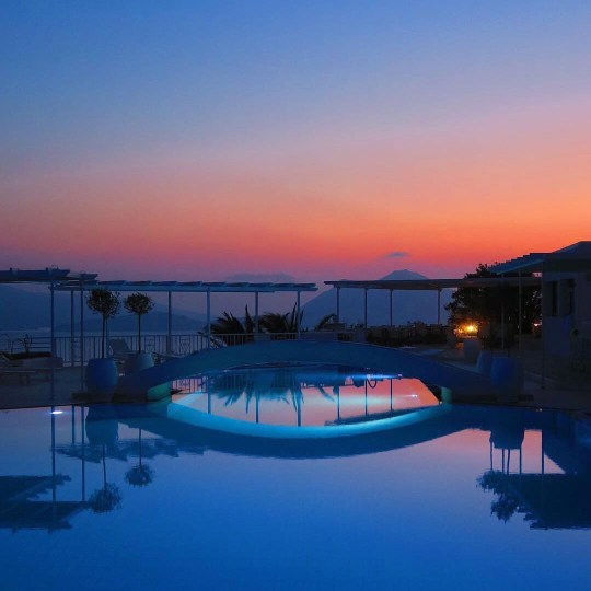 Light the Spark Within Greece Retreat